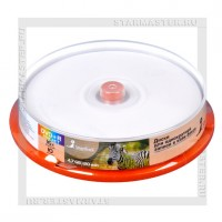 Диск SmartTrack DVD+R 4,7Gb 16x Printable cake box 10