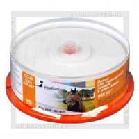 Диск SmartTrack CD-R 700Mb (80 min) 52x Printable cake box 25