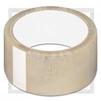 Скотч упаковочный прозрачный 48мм* 50м 40мкм