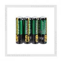 Батарейка AA GP R6/4 Shrink