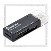 Картридер SmartBuy SBR-749 Black
