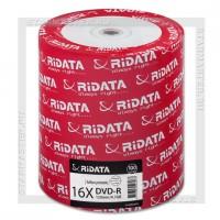 Диск Ritek (RiData) DVD-R 4,7Gb 16x Printable bulk 100