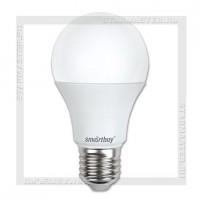 Диммируемая светодиодная лампа E27 11W 3000K, SmartBuy LED A60 220V