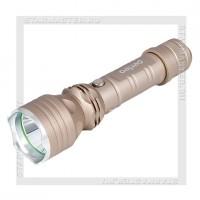 Фонарь аккумуляторный Perfeo 5W LED, LT-033-A, AL, 3 реж, аккумулятор 18650+ЗУ