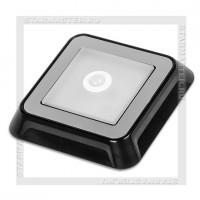 Светильник-фонарь SmartBuy сенсор движения, 4 LED, 4xAAA, черный
