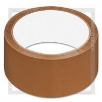 Скотч упаковочный коричневый 48мм* 50м 40мкм