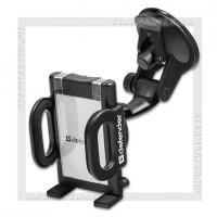 Автомобильный держатель DEFENDER Car holder 101, 55-120мм присоска стекло/панель