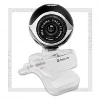 Web-камера DEFENDER C-090 0.3Mп 640х480, ручной фокус, микрофон