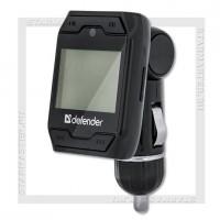 Автомобильный FM-модулятор DEFENDER RT-Play USB/SD/microSD, LCD, пульт