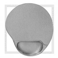 Коврик для мыши DEFENDER Easy Work 260х225х5 мм, лайкра, серый