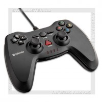 Геймпад DEFENDER Archer RS3, USB+PS2+PS3, Xinput