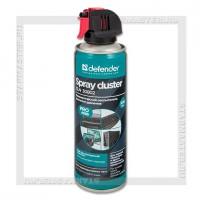 Баллон со сжатым воздухом DEFENDER CLN 30802 PRO 300мл