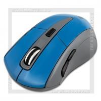 Мышь беспроводная DEFENDER Accura MM-965, AAAx2, Blue
