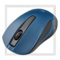 Мышь беспроводная DEFENDER MM-605, AAAx2, Blue