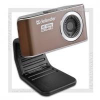 Web-камера DEFENDER G-lens 2693 2Мп FullHD 1080p, линза 5-слойное стекло, микрофон