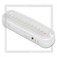Светильник-фонарь подвесной SmartBuy 12 LED 220V, аккумулятор, 3xAA, белый