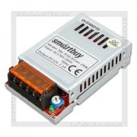 Драйвер IP20 25W для светодиодной LED ленты, SmartBuy