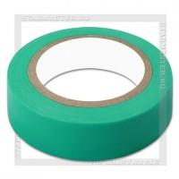 Изолента ПВХ 0.13х15мм, 10 метров, SmartBuy, зеленая