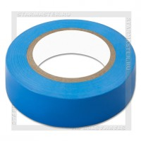 Изолента ПВХ 0.13х15мм, 20 метров, SmartBuy, синяя