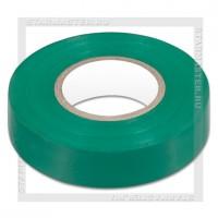 Изолента ПВХ 0.18х19мм, 20 метров, SmartBuy, зеленая