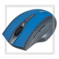 Мышь беспроводная DEFENDER Accura MM-665, AAAx2, Blue
