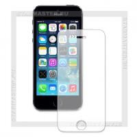 Защитное стекло Perfeo для Apple iPhone 5/5C/5S, 2.5D, 0.26мм (4208)