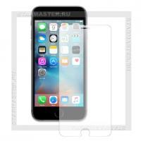 Защитное стекло Perfeo для Apple iPhone 6+/6S+, 2.5D, 0.26мм (4210)