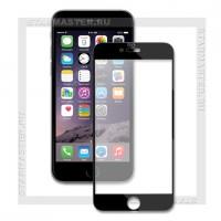 Защитное стекло Perfeo для Apple iPhone 6+/6S+, 2.5D Full, черное, 0.33мм(4410)