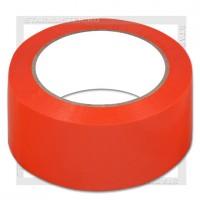 Скотч упаковочный цветной 48мм*100м 40мкм, оранжевый