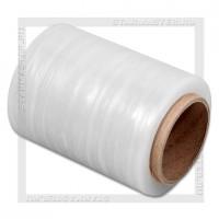 Упаковочная пленка стрейч прозрачная 100мм* 17мкм (нетто 0,2 кг), втулка 38мм
