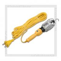 Светильник-переноска 220V SmartBuy, цоколь E27, 5.0м, подвес, магнит