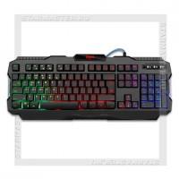 Клавиатура игровая DEFENDER Legion GK-010DL RU USB, RGB подсветка, Anti-Ghost