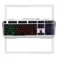 Клавиатура игровая DEFENDER Metal Hunter GK-140L RU USB, RGB подсветка, Anti-Ghost