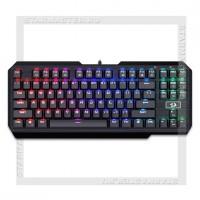 Клавиатура игровая механическая Redragon Usas USB, RGB, Full Anti-Ghost