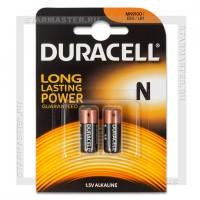 Батарейка LR1 (910A) 1.5V Duracell Blister/2