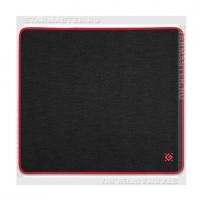 Коврик для мыши DEFENDER Black XXL 400x355x3 мм, ткань+резина игровой