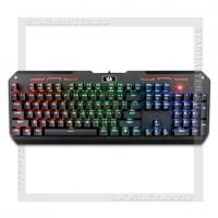 Клавиатура игровая механическая Redragon Varuna USB, RGB, Full Anti-Ghost