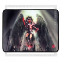 Коврик для мыши DEFENDER Angel of Death M 360x270x3 мм, ткань+резина игровой