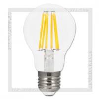 Светодиодная лампа Filament E27 10W 3000K, SmartBuy LED A60 220V
