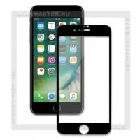 Защитное стекло Perfeo для Apple iPhone 8, 3D, черное, 0.2мм (5218)
