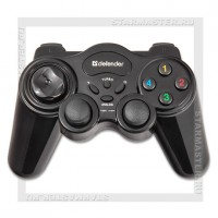 Геймпад DEFENDER Game Master Wireless, Xinput USB, беспроводной