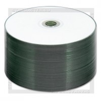 Диск CD-R 700Mb 52x Printable bulk 50 (UMNIK)