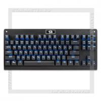 Клавиатура игровая механическая Redragon Dark Avenger USB, RGB, Full Anti-Ghost