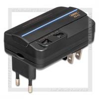 Сетевой адаптер универсальный 100-240V/5V REMAX RS-X1, RU/EU/US/AU/CHINA/2*USB
