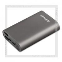 Аккумулятор портативный DEFENDER 6000 mAh Lavita Fast, 2*USB+Type-C