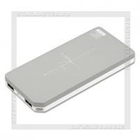 Аккумулятор портативный беспроводной 10000 mAh REMAX PPP-33 Wireless, серый