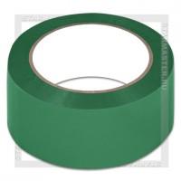 Скотч упаковочный цветной 48мм*100м 40мкм, зеленый