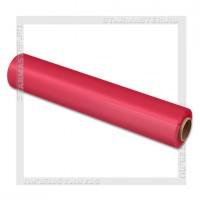 Упаковочная пленка стрейч красная 500мм* 17мкм (нетто 2 кг)