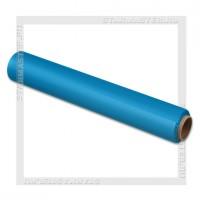 Упаковочная пленка стрейч синяя 500мм* 17мкм (нетто 1 кг)