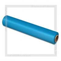 Упаковочная пленка стрейч синяя 500мм* 17мкм (нетто 2 кг)